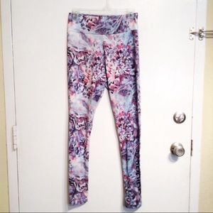 ADIDAS NEO Graphic Print Spellout Leggings